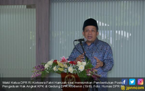 Posko Angket KPK Dorong Isu Antikorupsi Bersama - JPNN.COM