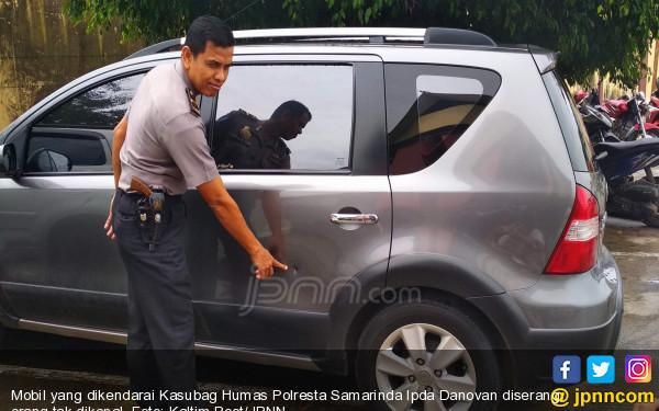 Makin Tidak Aman! 3 Warga Ditembak, Mobil Polisi Juga Didor - JPNN.COM