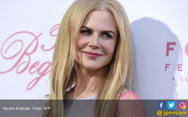 Nicole Kidman Senang Dapat Peran Sangar - JPNN.COM