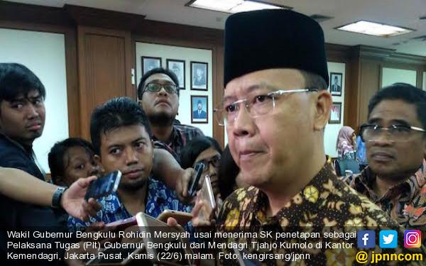 Tenang, Plt Gubernur Bengkulu Janji Tak Geser SKPD - JPNN.com