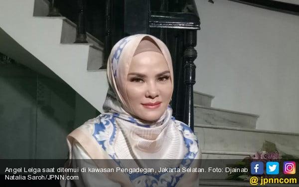 Angel Lelga Takut Hadiri Sidang Cerai - JPNN.COM