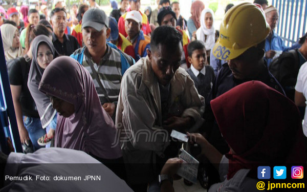 Sebanyak 206 Ribu Warga Ikut Mudik Bareng BUMN 2018 - JPNN.COM