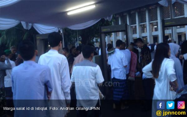 Tiga Pesan Jubir Wapres untuk Warga yang Kukuh Salat Id di Masjid dan Lapangan - JPNN.com