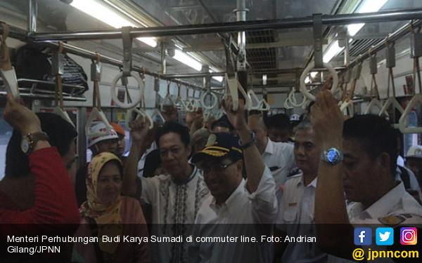 Coba Naik Angkutan Umum di Jakarta, Gimana Pak Menhub? - JPNN.COM