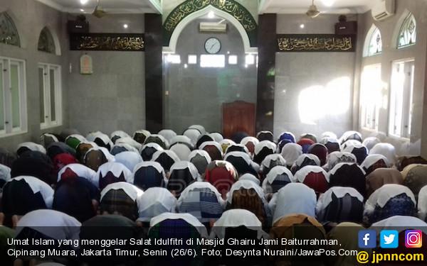 Kembalikan Fungsi Masjid sebagai Tempat Ibadah - JPNN.COM