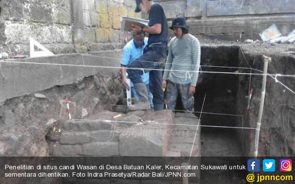 Arkeolog Temukan 6 Situs Candi Wasan Warisan Abad XIII - JPNN.COM