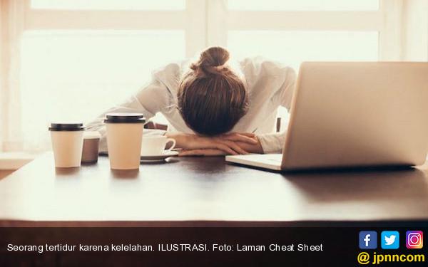 Ketahuilah, Kurang Tidur Dapat Berisiko Nyeri Kronis - JPNN.COM