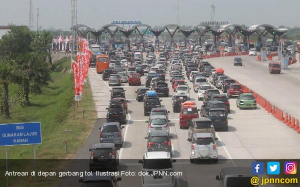 Libur Imlek, 78 Ribu Kendaraan Diprediksi Keluar Jakarta - JPNN.COM