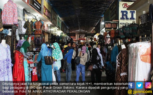 Daya Beli Tidak Turun, Pola Konsumsi Masyarakat yang Berubah - JPNN.COM