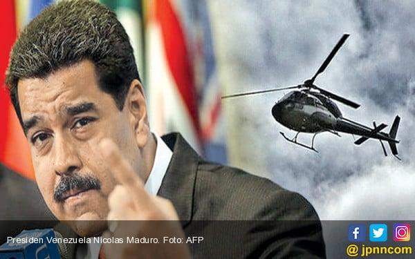 Halangi Bantuan Kemanusiaan, Maduro Abaikan Penderitaan Rakyat Venezuela - JPNN.com