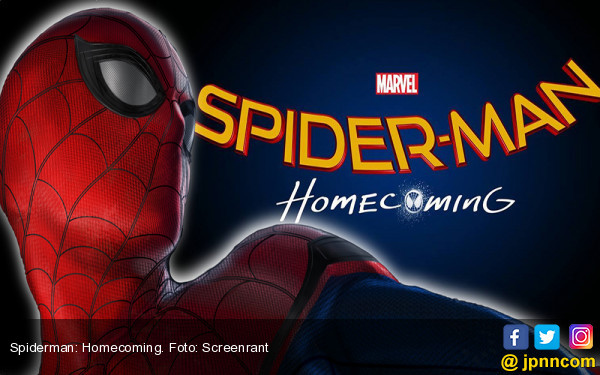 Spider - Man: Homecoming Target Tembus USD 100 Juta - JPNN.com