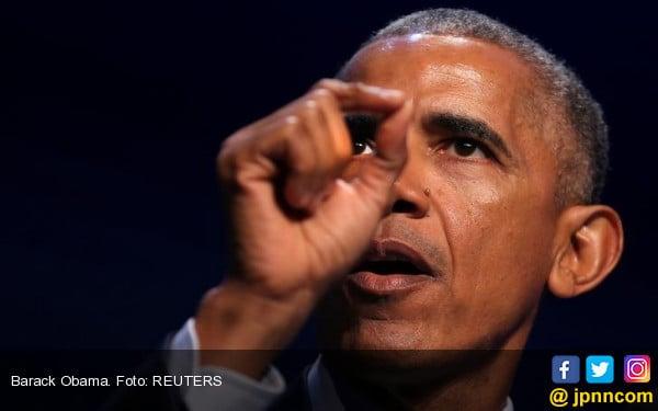 Ulang Tahun Obama jadi Hari Libur Resmi - JPNN.COM