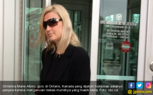 Bu Christina Begitu Menggoda, Bekas Murid pun Jadi Korban Rayuannya - JPNN.com