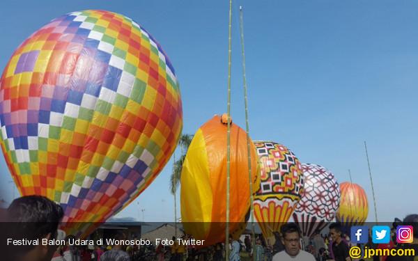 Pelepasan Balon Secara Liar Akan Dituntut Secara Hukum - JPNN.com