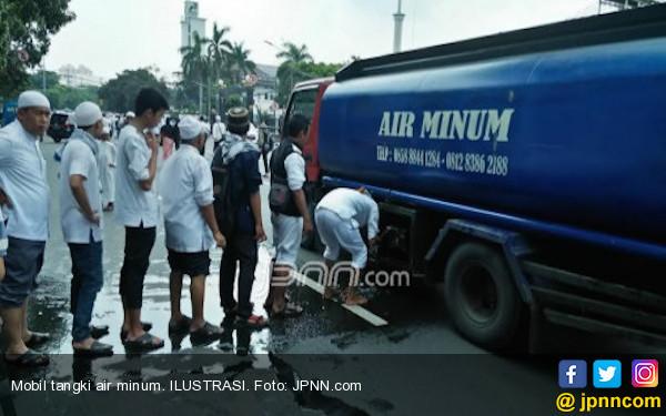 DKI Sedot 2.875 Liter per Detik Air Minum dari Tangerang - JPNN.COM