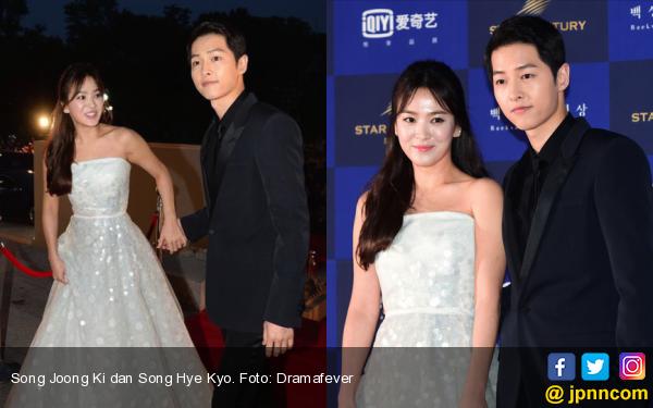 Wahhh...Oppa Song Joong Ki Akan Nikahi Song Hye Kyo - JPNN.com