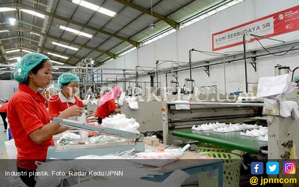 Industri Plastik Terlalu Bergantung Bahan Baku Impor - JPNN.COM