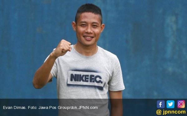 Dapat Tawaran dari Sriwijaya FC, Evan: Saya Pikir-Pikir Dulu - JPNN.COM