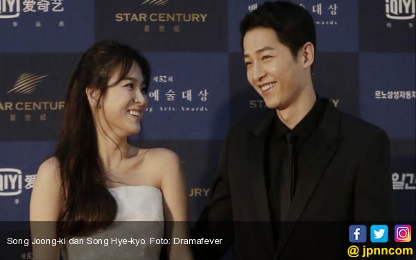 Daebak! Sebelum Nikah, Song Joong-ki Siapkan Rumah Senilai Rp 119 Miliar - JPNN.com