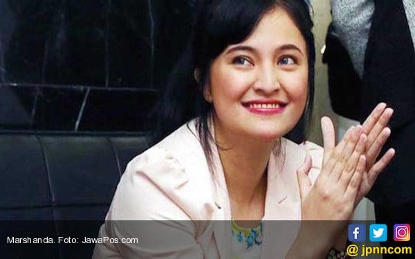 Marshanda Merinding Main Film Horor Bareng Raffi Ahmad - JPNN.COM