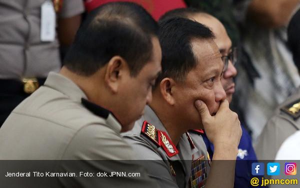 Densus Tipikor Polri Dipimpin Jenderal Bintang Dua - JPNN.COM