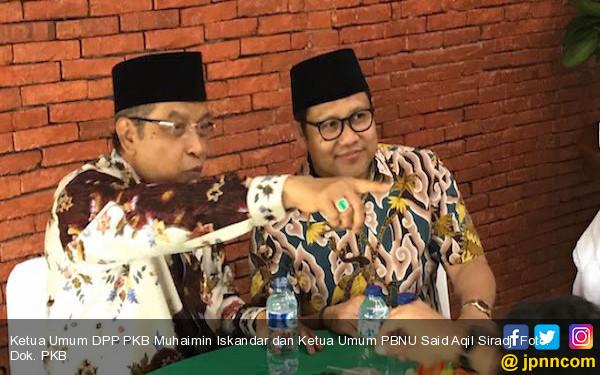 Kiai Said Masuk Bursa Cawapres Jokowi, Bagaimana Sikap PKB? - JPNN.COM