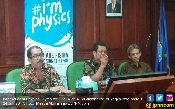 Di Ajang IPhO 2017, Indonesia Ajak 86 Negara Atasi Masalah Global - JPNN.COM