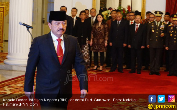 Boni Sebut Pak BG Pantas Jadi Cawapres Pendamping Jokowi - JPNN.COM