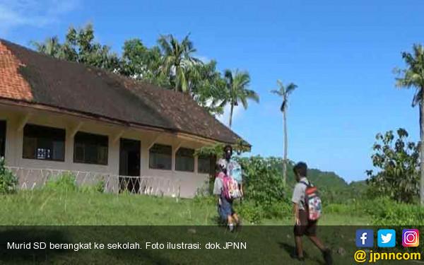 Gesa Penyediaan Sarana dan Prasarana Pendidikan di NTT - JPNN.COM