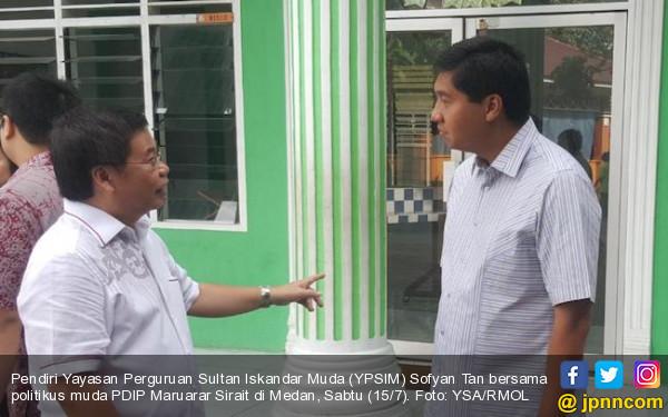 Sekolah Multietnis Milik Sofyan Tan di Medan Mengundang Kekaguman - JPNN.com