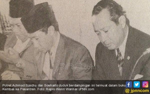 Pertemuan Empat Mata dengan Soeharto - JPNN.COM