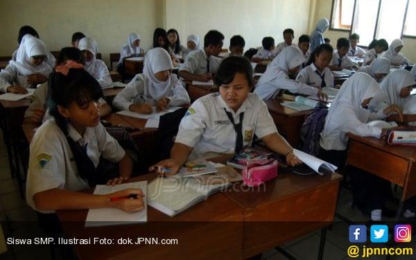 Kabar Gembira untuk Siswa SMP - JPNN.COM