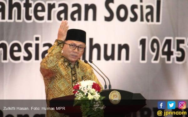 Zulkifli Hasan: Saatnya Maju Bersama Menghadapi Globalisasi - JPNN.COM
