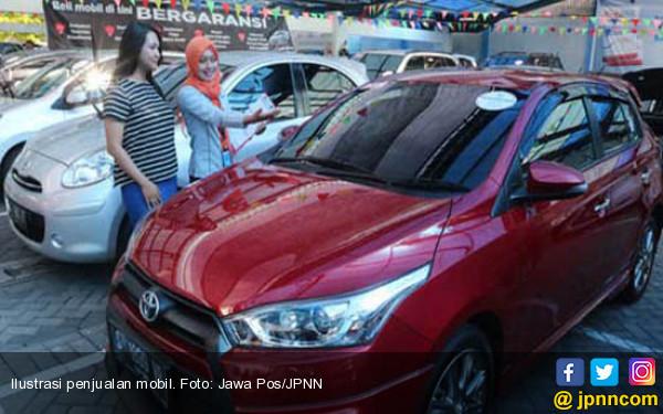 Terpacu Bunga Rendah, Kinerja Otomotif Diprediksi Membaik - JPNN.COM