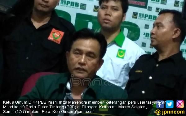 Setya Novanto jadi Tersangka, Yusril Bilang Begini.. - JPNN.COM