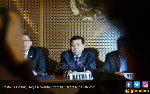 Fraksi Golkar tidak Tahu Surat DPR Tunda Penyidikan Novanto - JPNN.COM