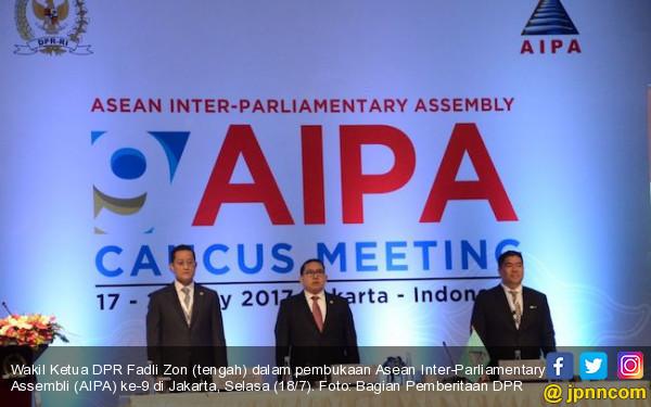 Fadli Zon Ajak Parlemen ASEAN Kompak Perkuat Kerja Sama Maritim - JPNN.COM