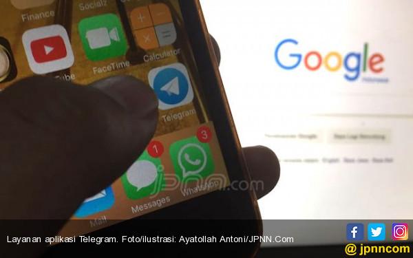 Tegas, Pemerintah Paksa Telegram Hormati Kedaulatan Digital RI - JPNN.COM