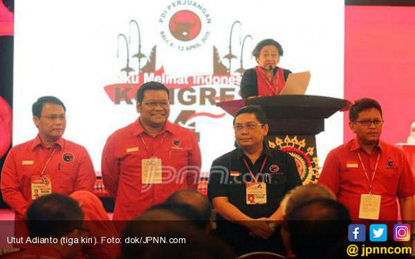 Soal Kursi Pimpinan DPR, Utut Adianto Pasrahkan ke Megawati - JPNN.COM