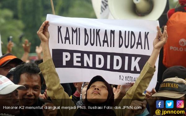 PGRI Minta Honorer K2 tidak Putus Asa - JPNN.COM