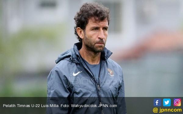 Luis Milla: Menang 1-0 Pun Cukup - JPNN.COM