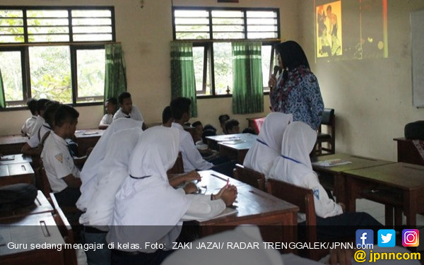 800 Guru Honorer di Sorong Hanya Digaji Rp 500 Ribu - JPNN.COM