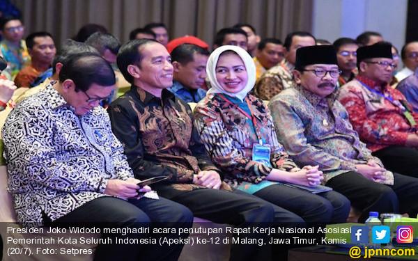Jokowi: Semua Kota Harus Lakukan Diferensiasi - JPNN.com