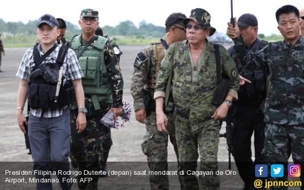 Maute Tamat, Duterte Malah Ketakutan - JPNN.com