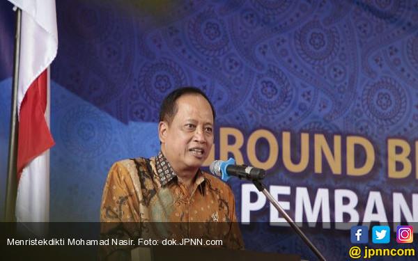 Menteri Nasir Ungkap Penyebab Rendahnya Mutu PT - JPNN.COM