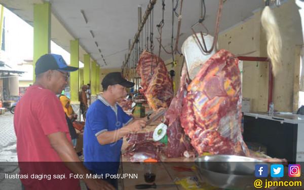 Daging Sapi Mahal, Warga Batam Beralih Beli ke Distributor - JPNN.COM