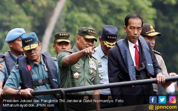 Wow! Gatot Merasa Lebih Baik dari Jokowi Soal Satu Ini - JPNN.COM