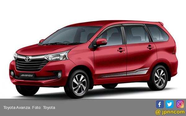Ditopang MPV, Penjualan Toyota Naik Tipis - JPNN.COM