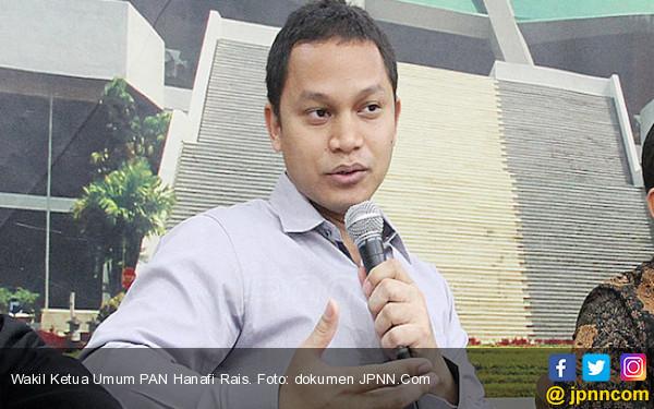 Begini Alasan Hanafi Putra Amien Rais Mundur dari PAN dan DPR - JPNN.com