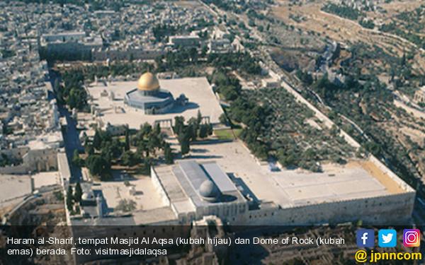 Yordania: Tindakan Israel Hari Ini Memprovokasi Perasaan Seluruh Muslim - JPNN.com